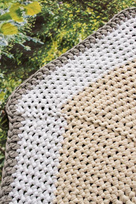 kostenlose anleitung teppich initiative handarbeit wohnen geh kelt und gestrickt gen ht. Black Bedroom Furniture Sets. Home Design Ideas