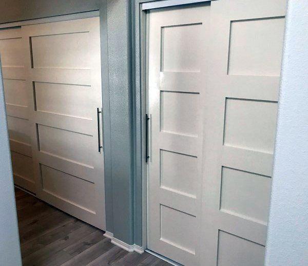 Top 50 Best Closet Door Ideas - Unique Interior Design Ideas images
