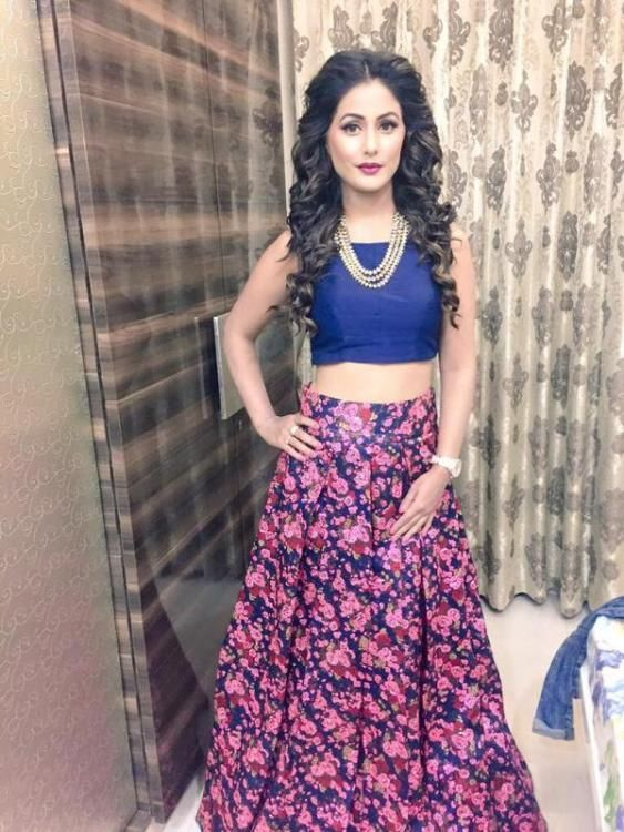 Hina Khan S Self Pampering Style Is Sure To Make All You Girls
