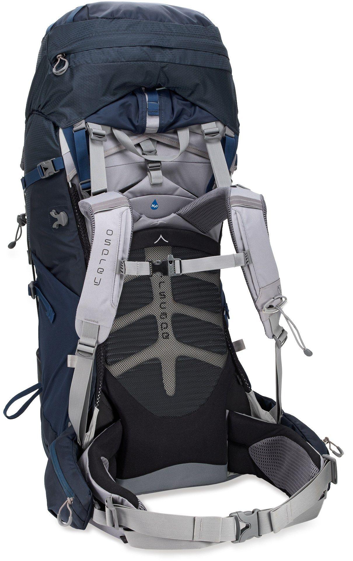 1e1b3659b28 SUSPENSION VIEW (MIDNIGHT BLUE) Backpacking Hammock