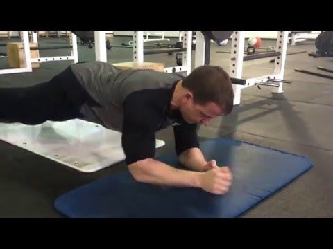 10 Ways to Make the Plank Harder  341855b1cd0