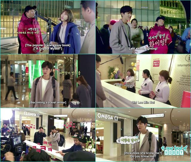 Funny Bloopers Of Lee Min Ho Soo Jin From First Seven Kisses