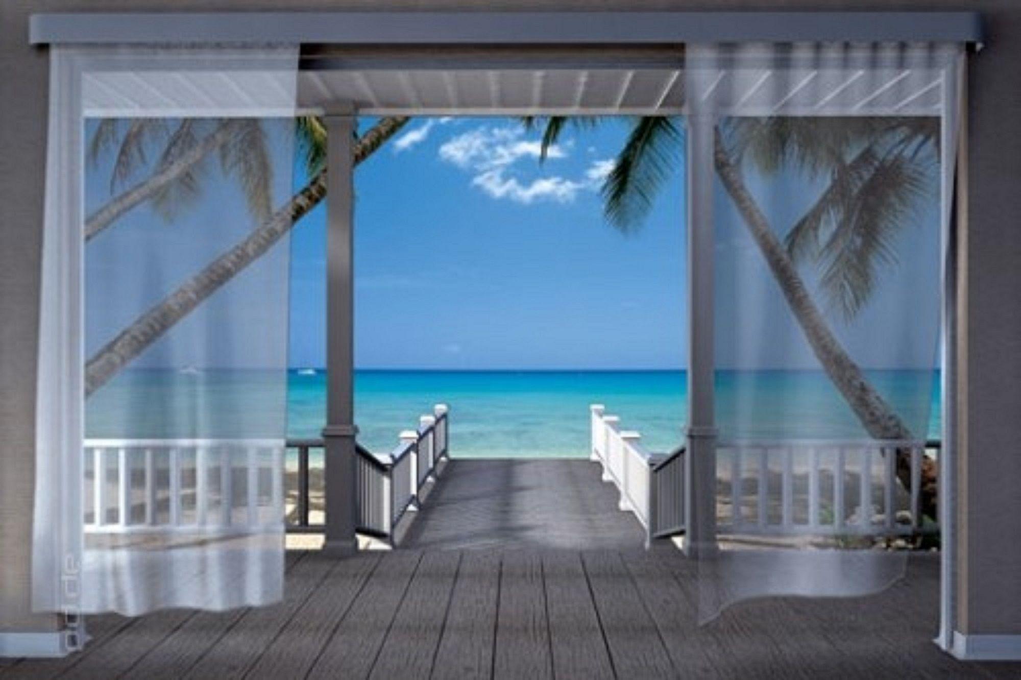 Kuhle Startseite Dekoration Designe Fototapete Meerblick Veranda #18: Fototapete Fenster Zum Meer - Google-Suche