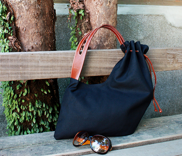 Saddlebag  by Quote Studio: so in love with this bag and it's comfy, beautiful shape...