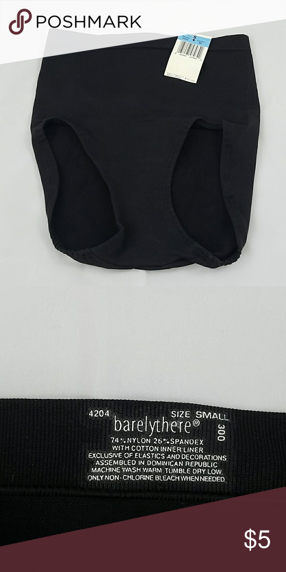 Barely There Shaper Panty Brand new never worn. Size small. Brand is Barely There not Spanx.   I have other spanx shapers listed in my closet. Check them out! SPANX Intimates & Sleepwear Shapewear