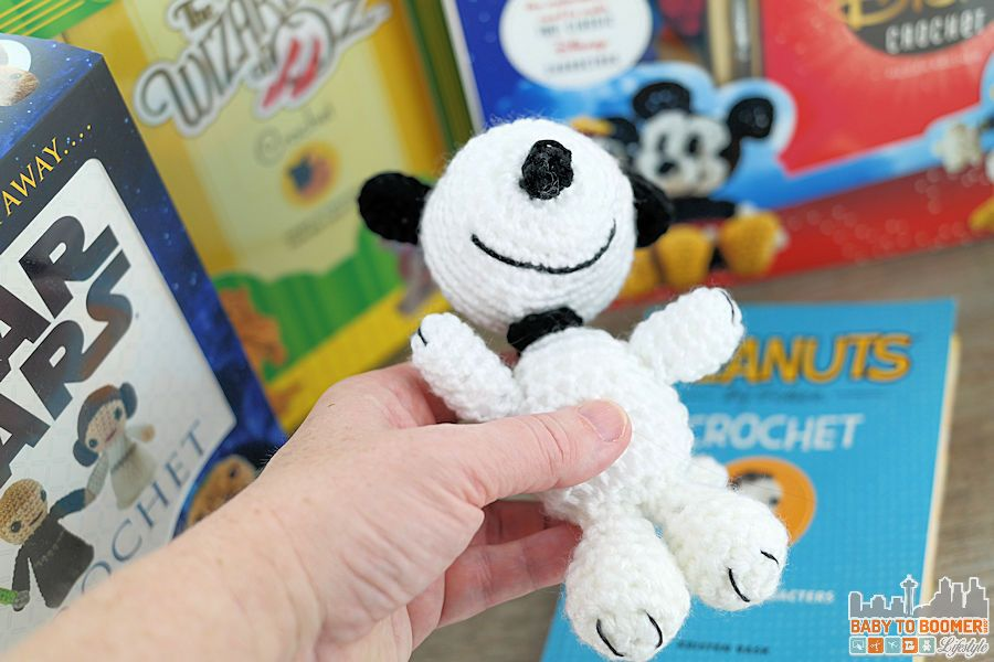 Peanuts and the Gang Crochet Patterns