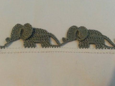 5b098c0f4 PUNTILLA DE ELEFANTES | Tejidos variados en crochet, fundas para ...