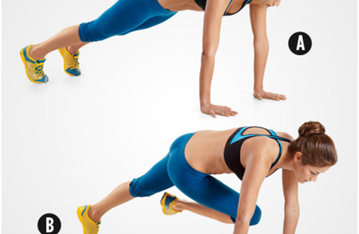 5 amazing lower ab workouts for women