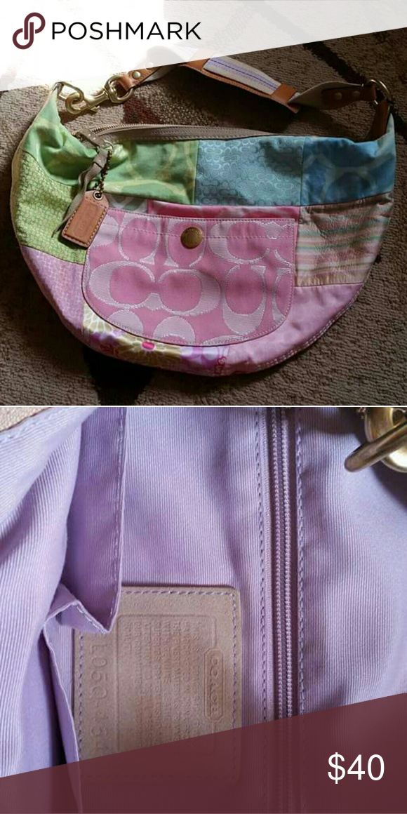 Authentic coach purse Authentic coach purse medium size in great condition. Bags Shoulder Bags
