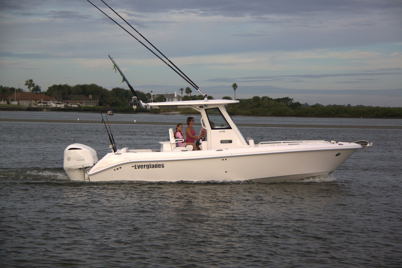 Everglades 275cc Fishing Boats Pinterest