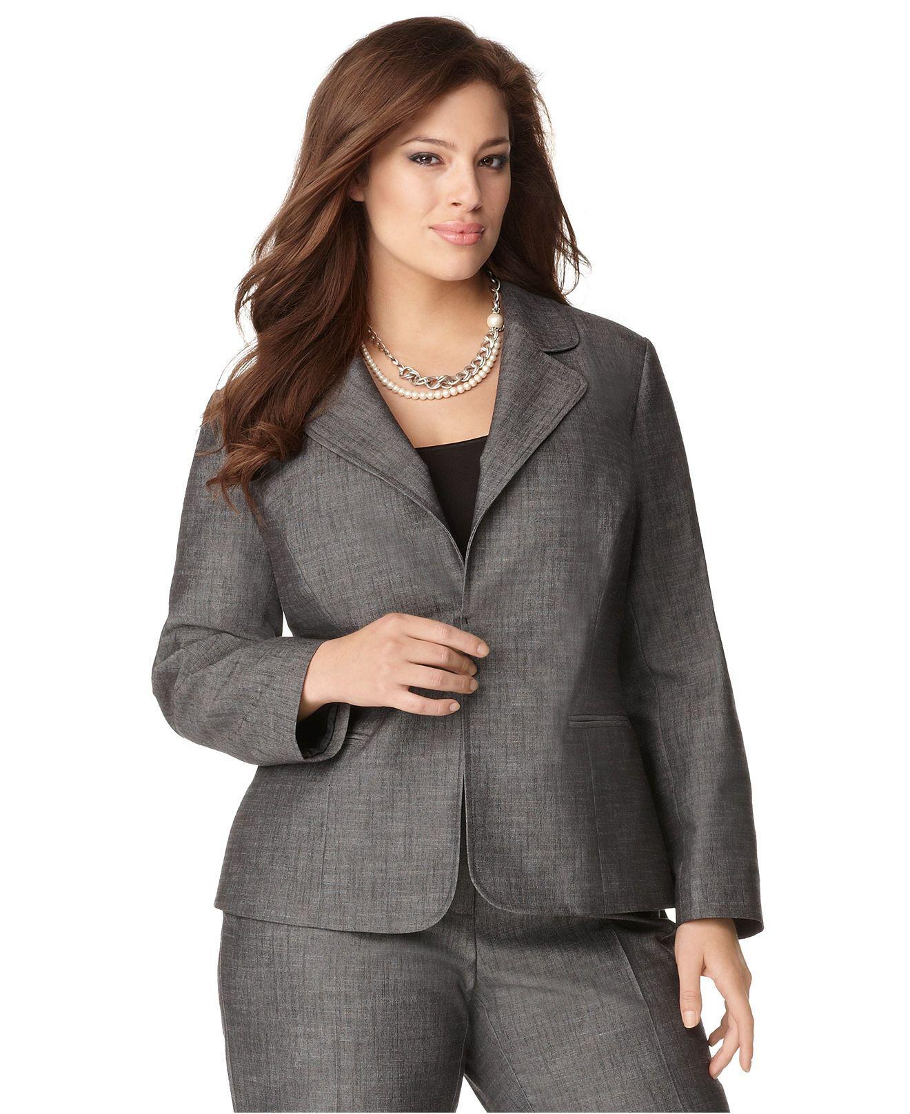 Ashley Graham suit! | Ashley | Plus size business, Plus ...