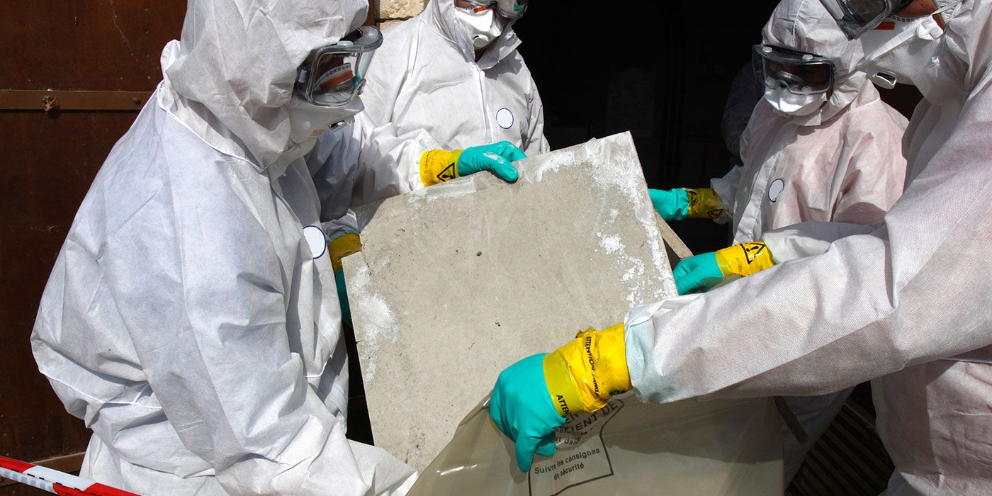 41+ How asbestos testing is done