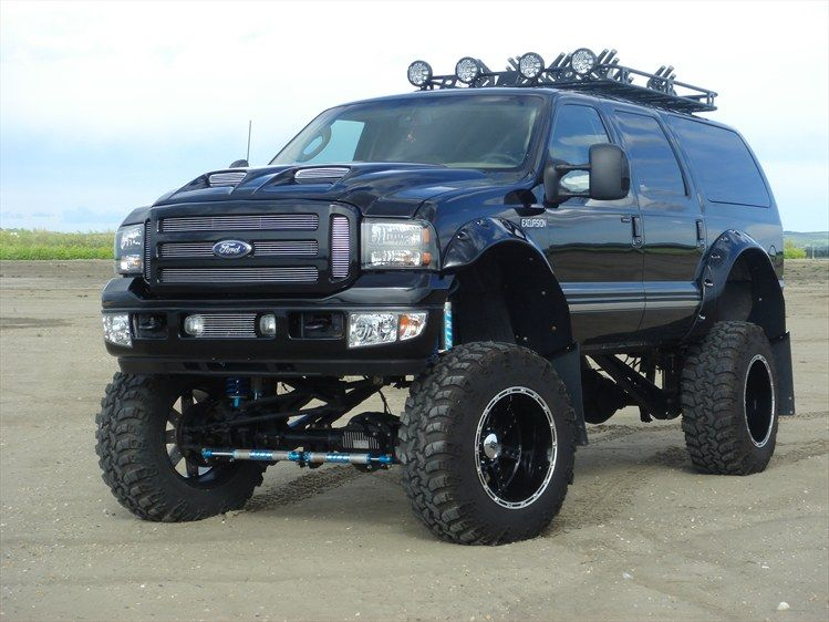 Excursion Ford Excursion Custom Suv Tuning Ford Excursion Ford