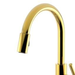 Newport Brass Carries The East Linear Pull Down Kitchen Faucet And Is  Available In A Number Of Different Finishes.