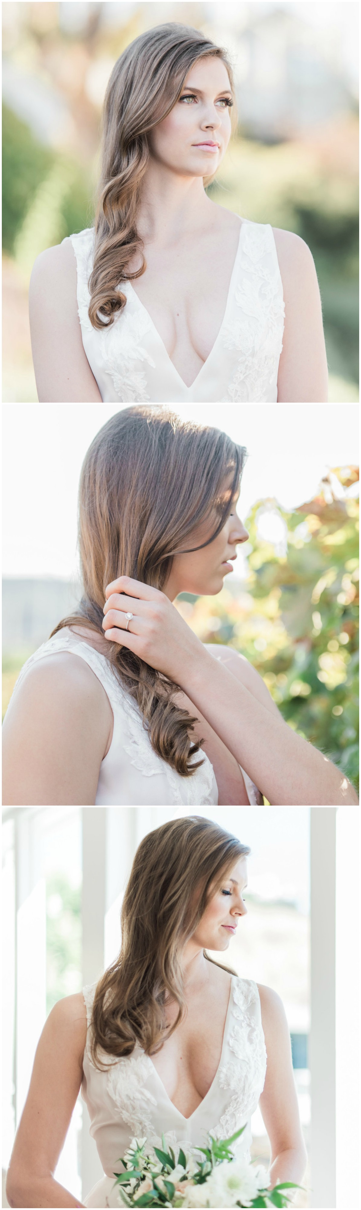 The Smarter Way to Wed | Side swept