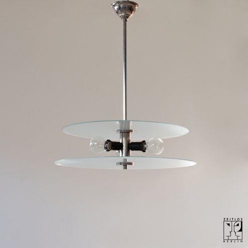 Bauhaus round ceiling light