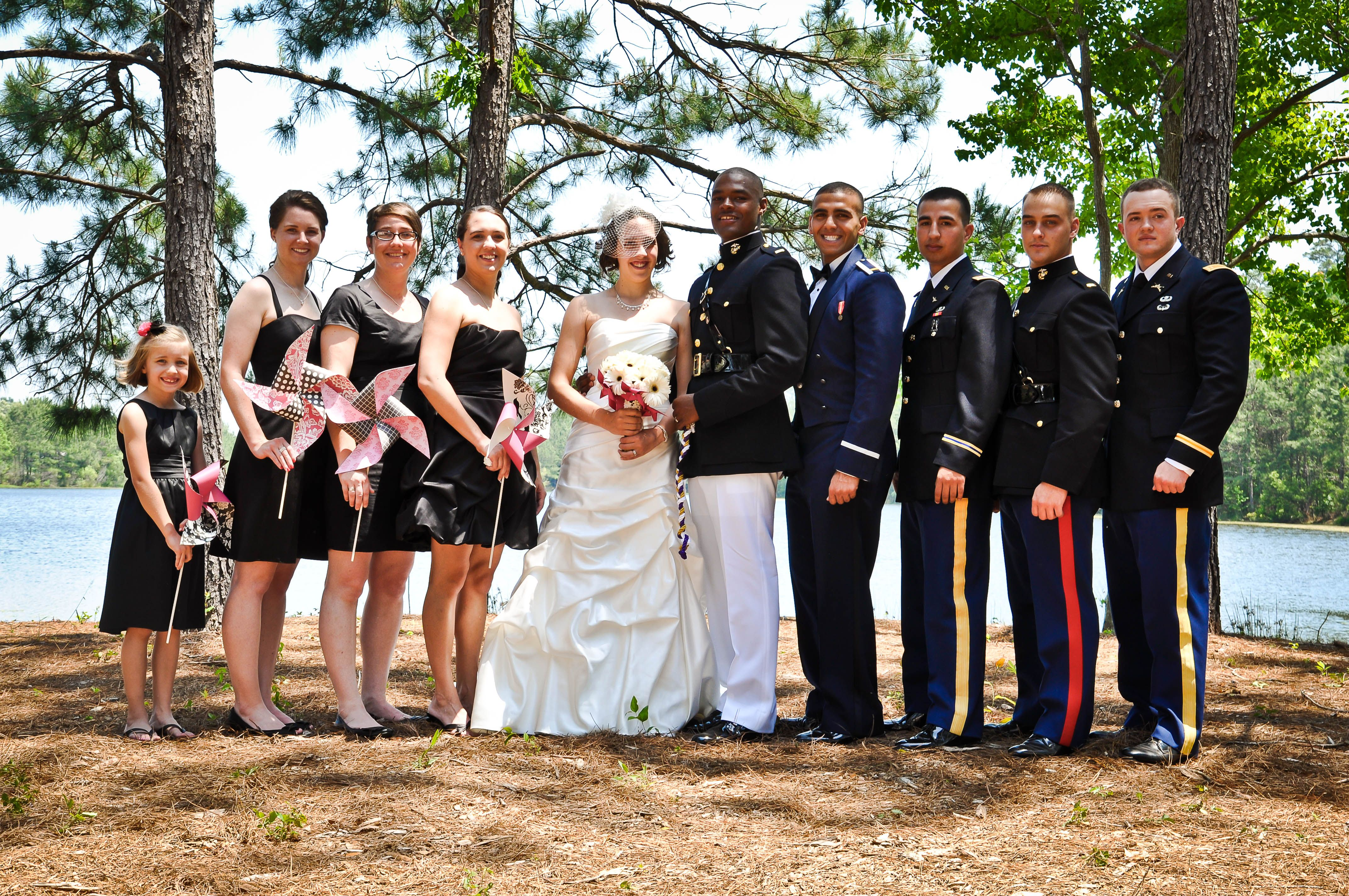 Pin By Carly Elizabeth On Carly And Aaron S Charleston Wedding Marine Wedding Wedding Party Photos Army Wife Life [ 2848 x 4288 Pixel ]