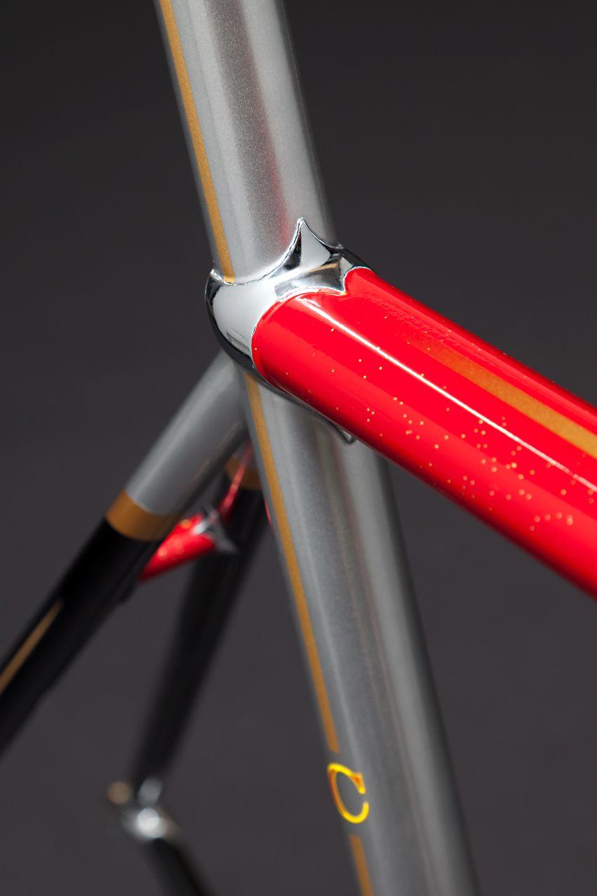 The Bicycle Frames of New Craft | The Radavist