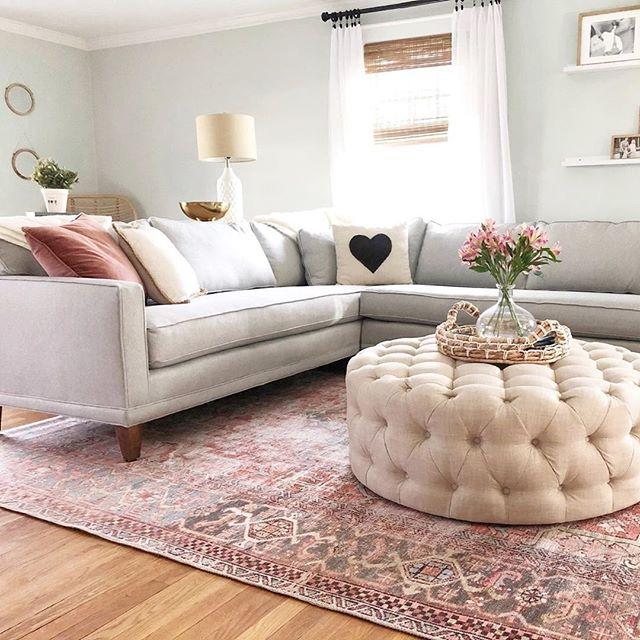 Better Homes Gardens Betterhomesandgardens Instagram Photos And Videos In 2020 Blush Living Room Home
