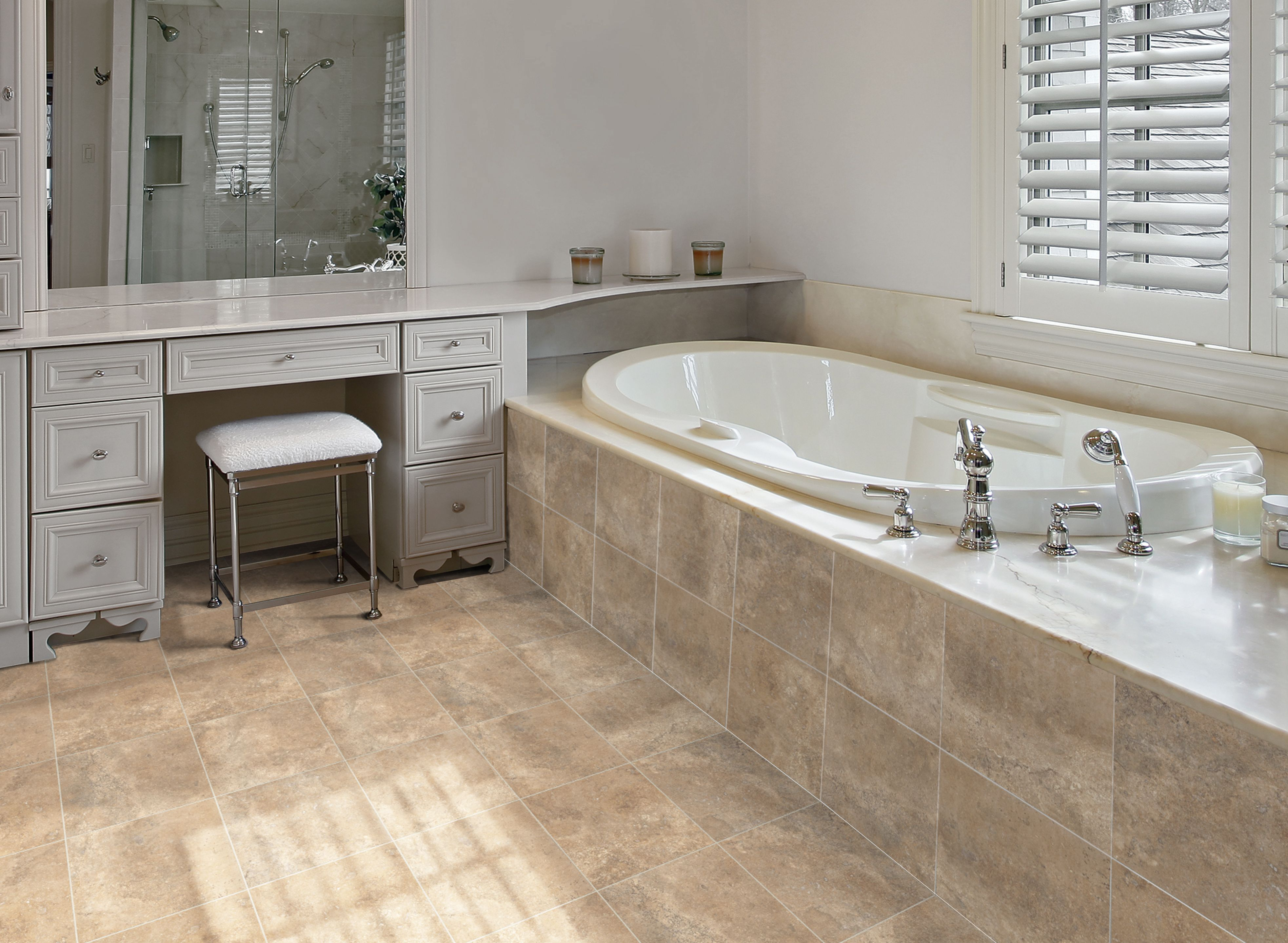 This agrippa noce tiled bathroom is great agrippa noce this agrippa noce tiled bathroom is great dailygadgetfo Gallery