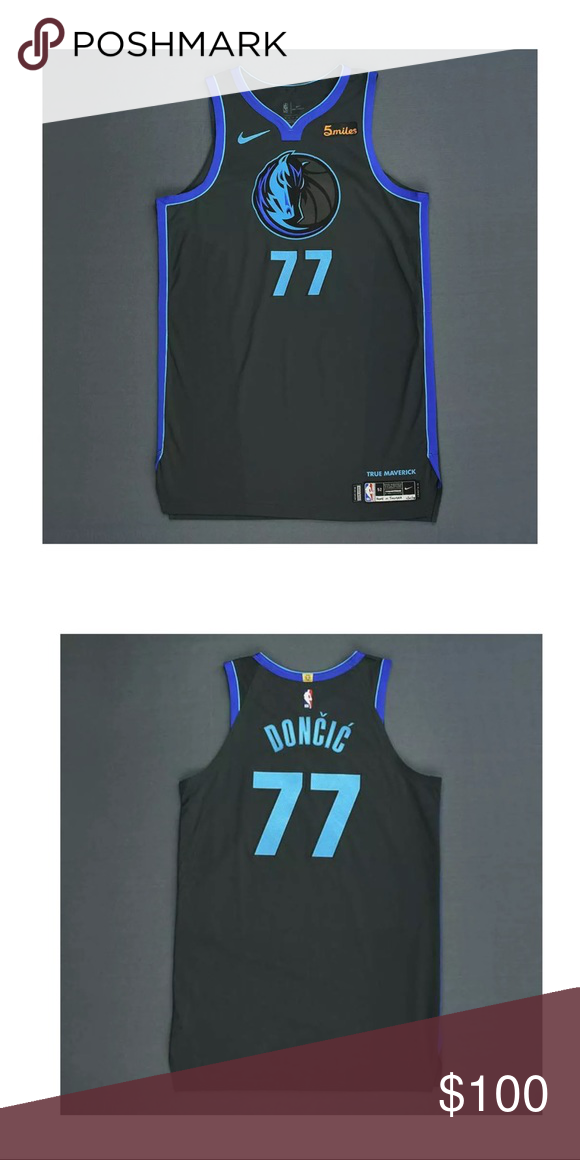 7eec328b74b Luka Doncic Dallas Mavericks Jersey Stiched Sale Sale Sale Tops Tees -  Short Sleeve
