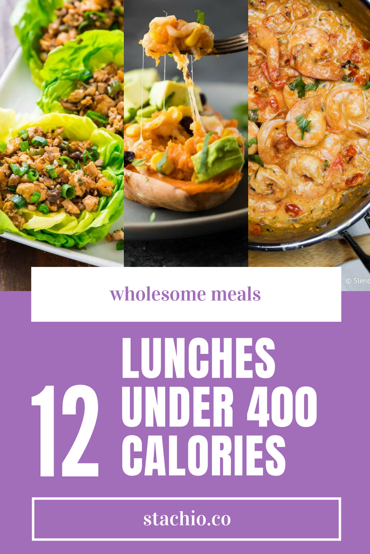 400-Calorie Foods at the Buffet