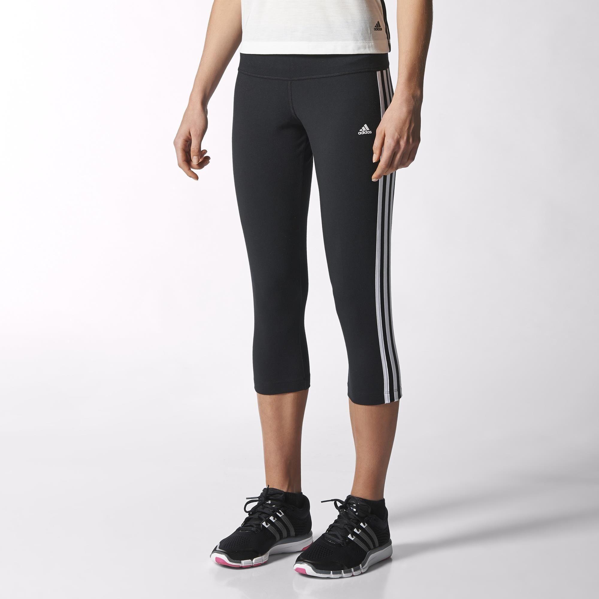 adidas Sport Essentials Tights - Black | adidas Deutschland