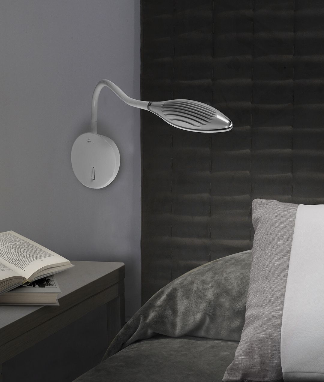 LED reading light by Chelsom Lamp decor, Wall lamp, Led