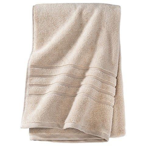 Luxury Bath Towel Morel Brown Fieldcrest Products Brown Bath