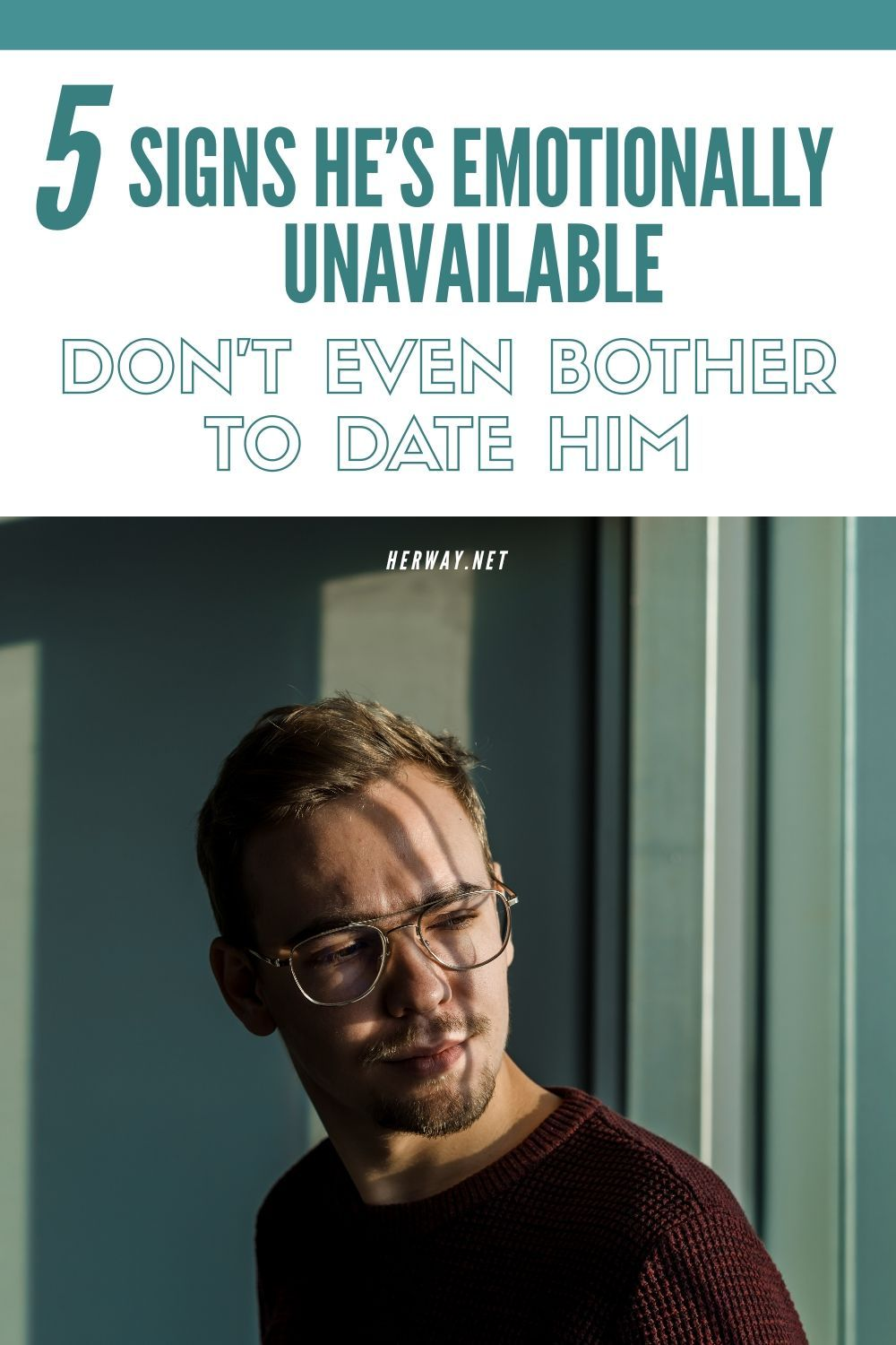 heartbreak of dating an emotionally unavailable guy