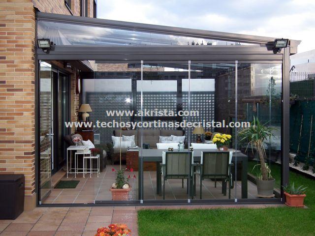 Imagen de fotografias cerramientos de porches for Cerramientos para jardines