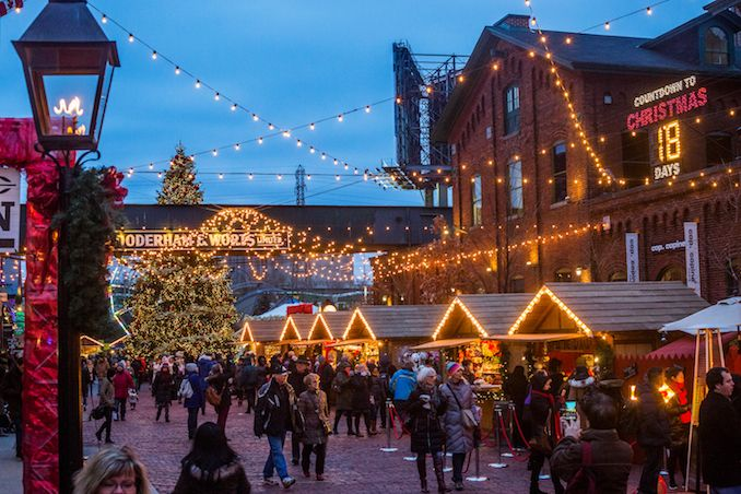 Hamilton Christmas Market.Getting Into The Holiday Spirit What To See Do In Toronto