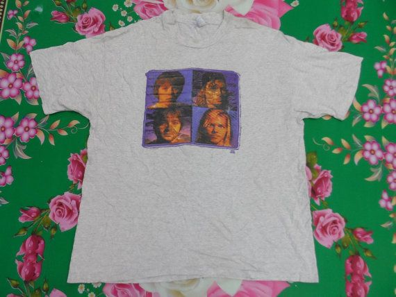 Vintage Punk The Samples Band T Shirt Album By Vintagerizq On Etsy
