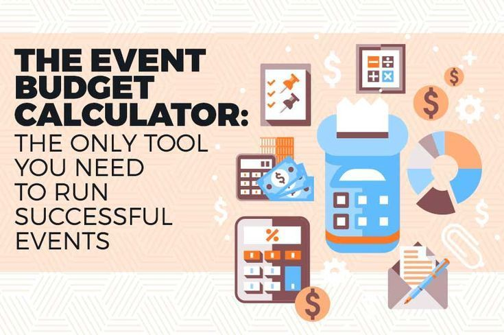 Event Budget 60 Tips, Templates and Calculator for 2019