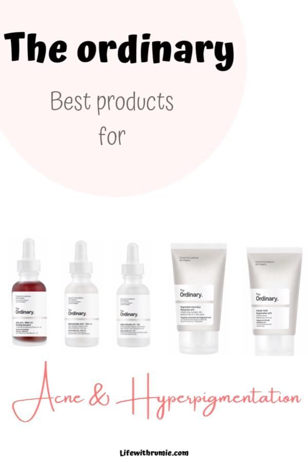 The Ordinary Skincare Is An Excellent Brand That Has Products That Actually Work Here Are The Best In 2020 The Ordinary Skincare Best Acne Products Skin Care Routine