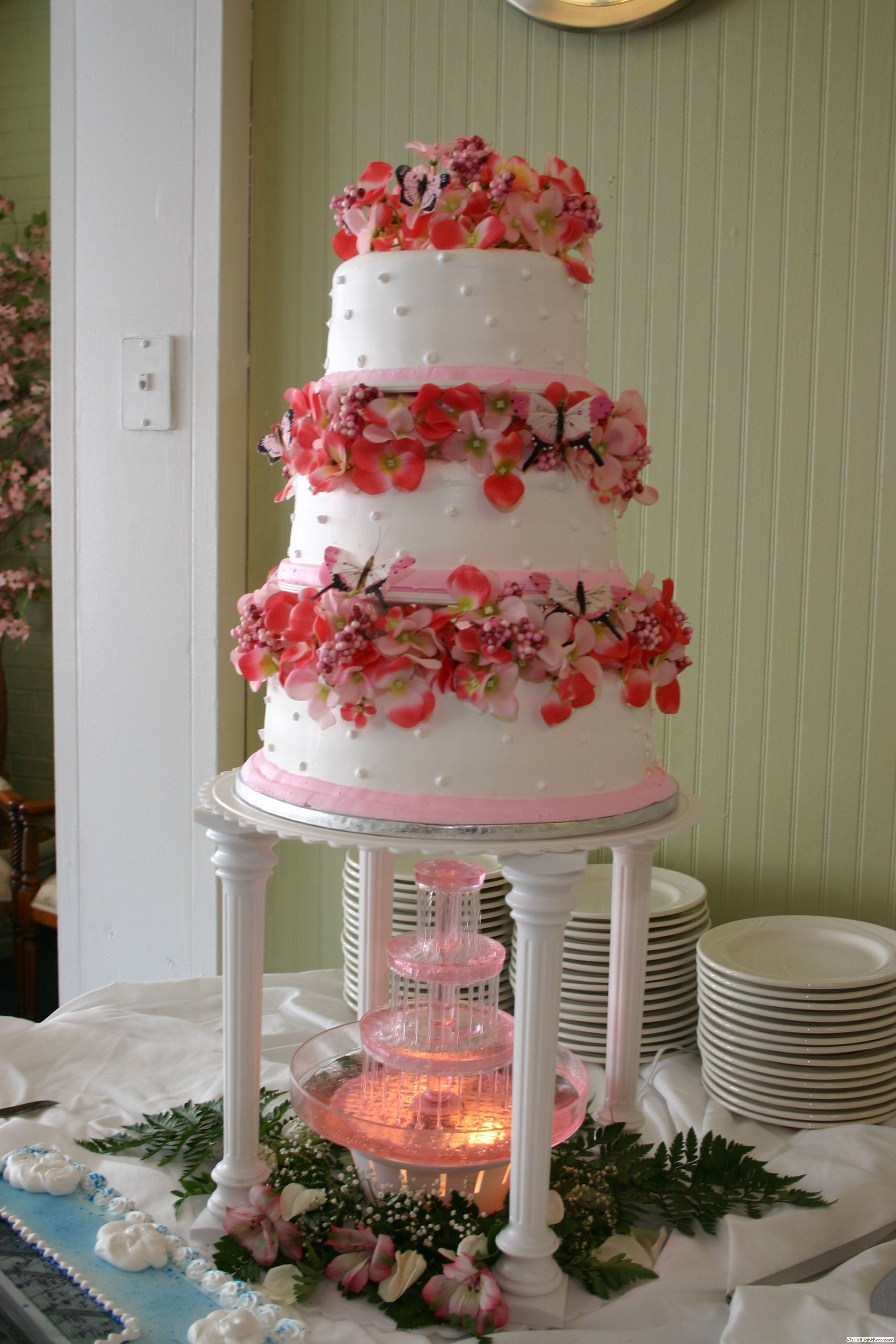 At Smoky Mountain Cakes we offer a wide variety of beautiful