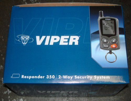 Viper responder 350 2 way car alarm security system w keyless entry viper responder 350 2 way car alarm security system w keyless entry one publicscrutiny Image collections
