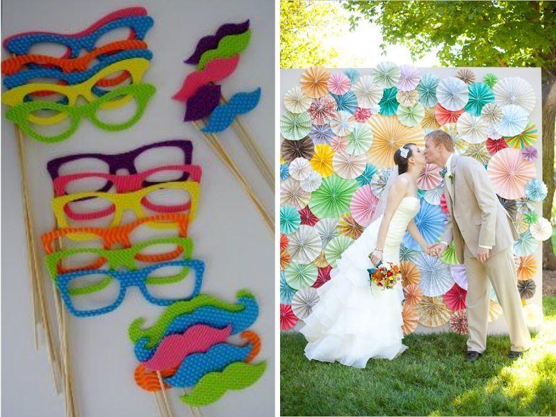33 Best Ideas For Rainbow Wedding Decorations Wedding Colors