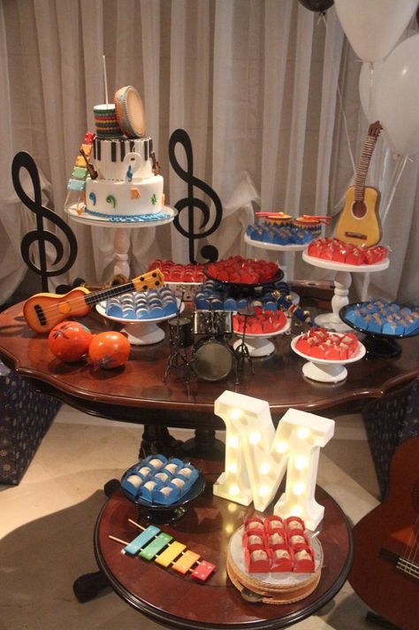 Trendy Birthday Party Boy Themes 2 Year Old Ideas Boy Birthday Parties 2 Year Old Birthday Party Music Birthday Party