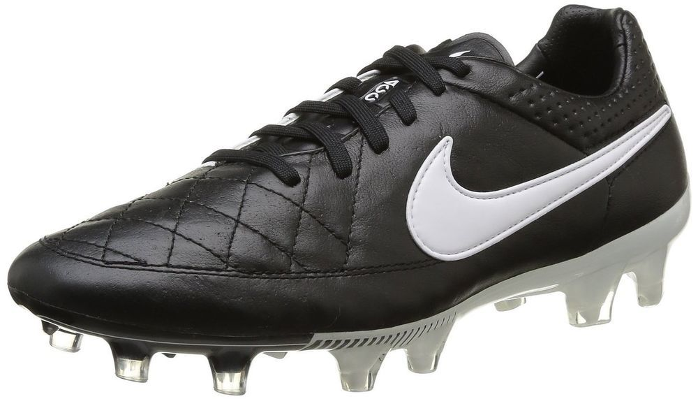 Nike Authentic Tiempo Legend V Firm Ground Team Soccer Cleats Kangaroo  Leather #Nike