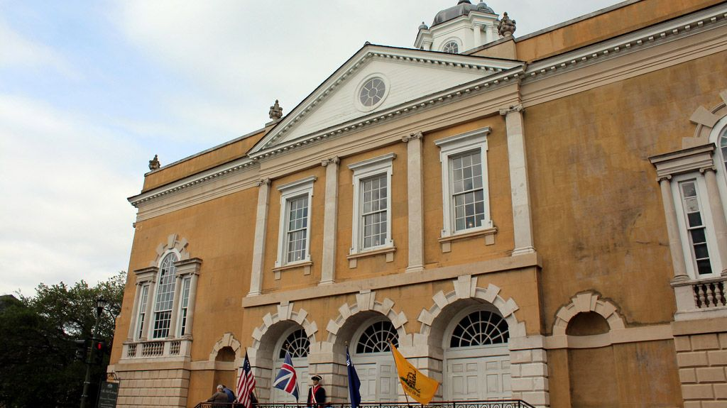 Haunted charleston charleston charleston sc for Most haunted places in south carolina