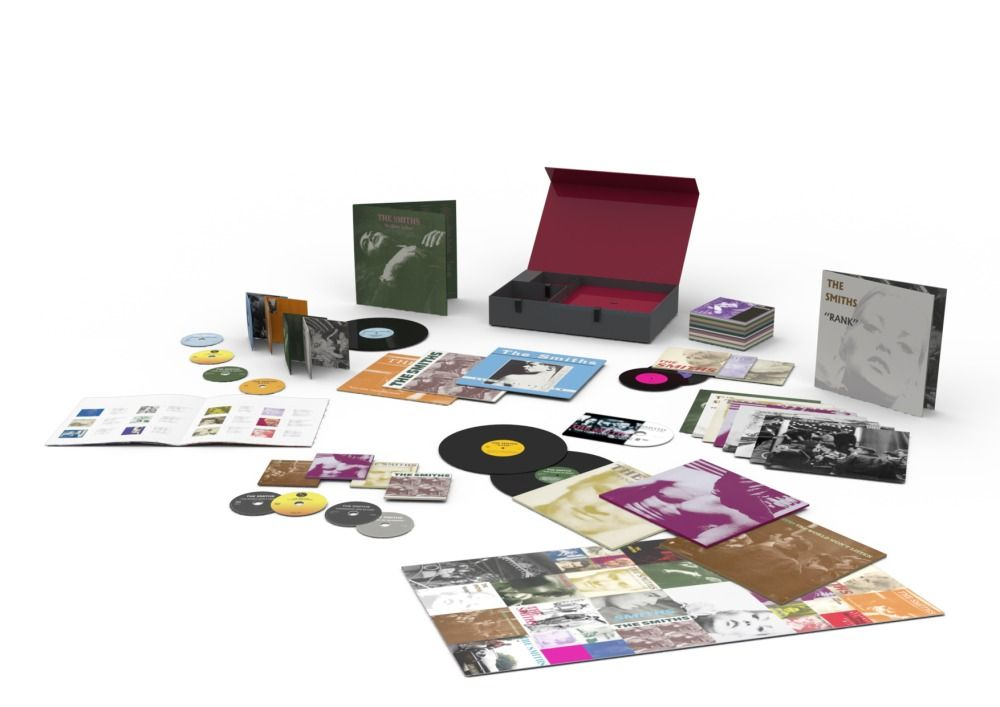 """The Smiths - Complete Super Deluxe Box Set"" @ PopMarket  GIMME GIMME GIMME. I NEEEED. I NEEEEEEEED!"