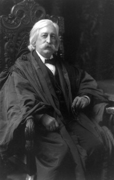 1833 Melville Weston Fuller Chief Justice 7th cousin.JPG