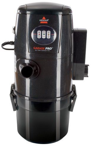 Bissell Garage Pro Wet Dry Vacuum Complete Wall Mounting