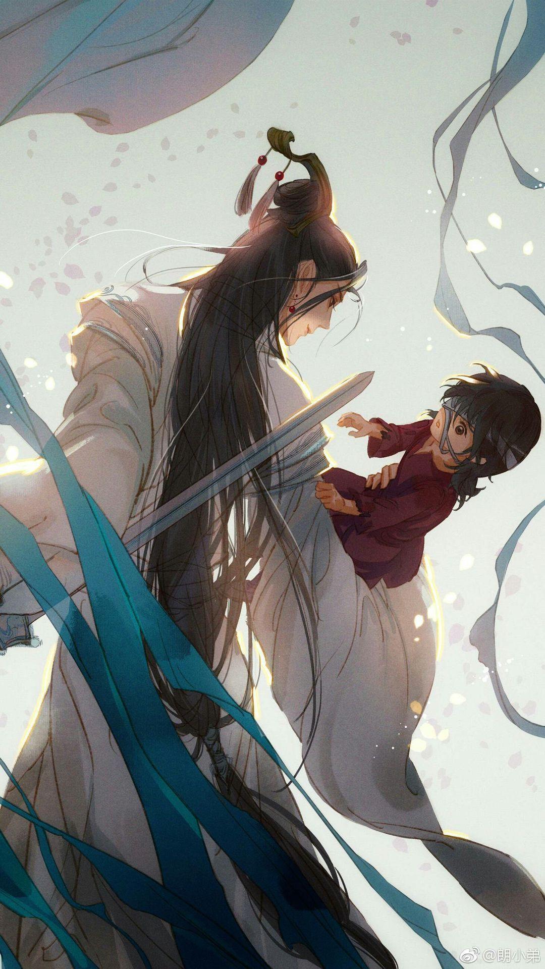 Heaven Official's Blessing[墨香铜臭's 天官赐福] in 2020 Manga