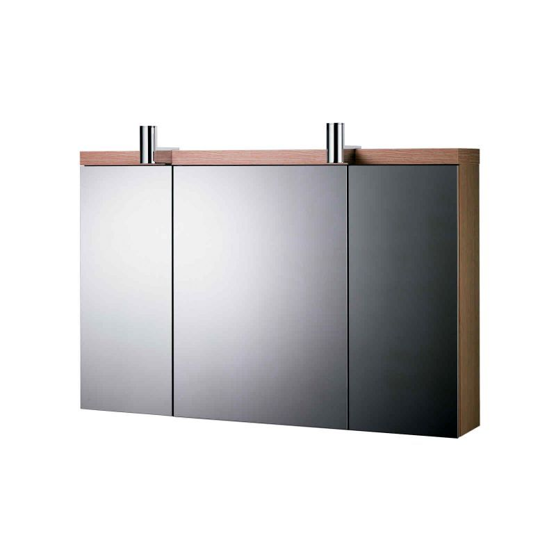 Product Image For Ideal Standard Daylight Mirrored Wall Cabinet With Lights 1000mm Ideal Standard Daylight Furnitur Wall Cabinet Bathroom Cabinets Mirror Wall
