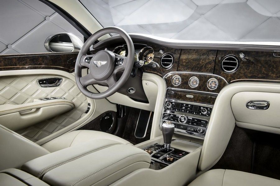 The Bentley Hybrid Concept 2014   The Luxury Car Interior