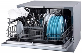Top 10 Best Portable And Built In Dishwashers With Images Small Dishwasher Countertop Dishwasher Compact Dishwasher