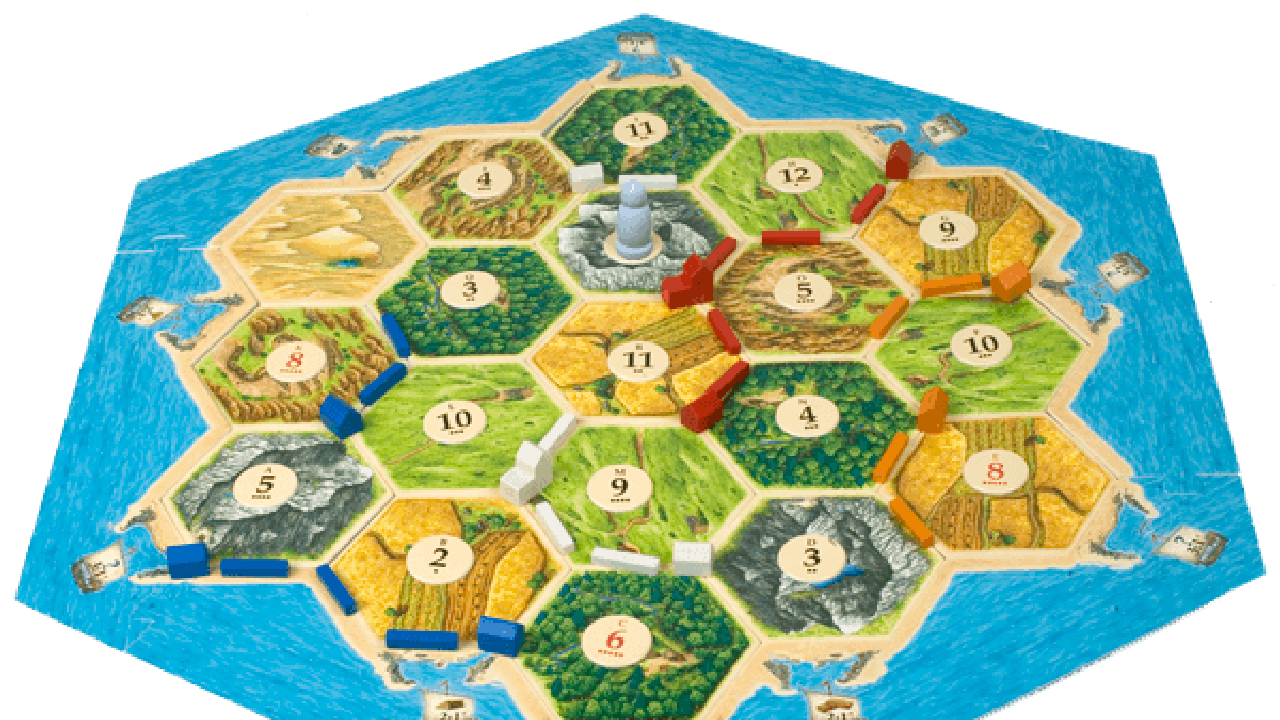 The Green Bay Packers Offensive Line Has A Board Game Obsession Settlers Of Catan Catan Board Games
