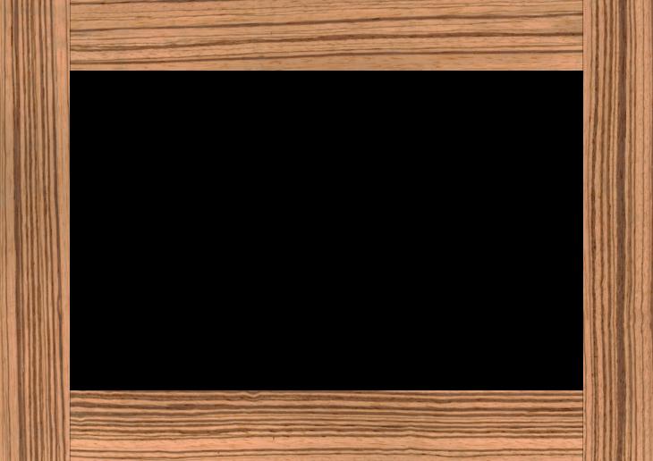 File Wooden Frame Png Wooden Picture Frames Wood Picture Frames Rustic Wood Frame